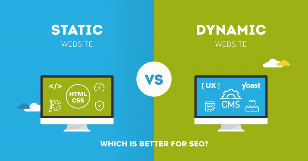 How Google uses dynamic elements