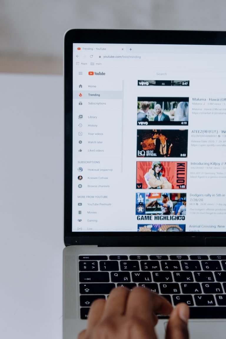 change to a custom URL on YouTube