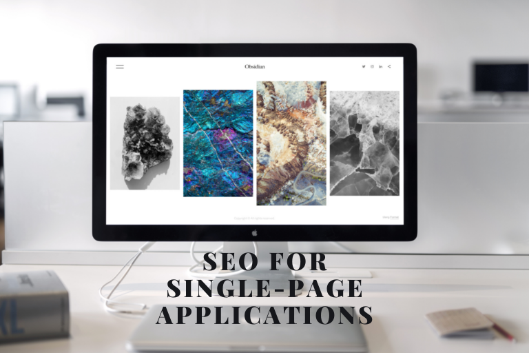 SEO for single-page applications