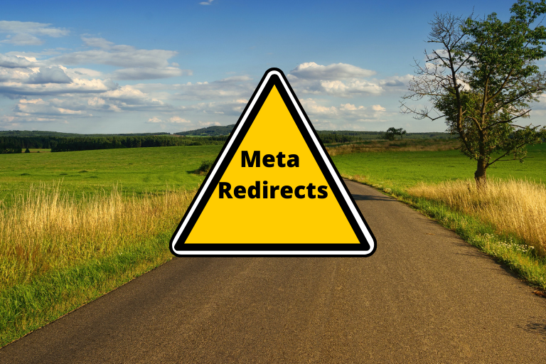 Meta Redirects