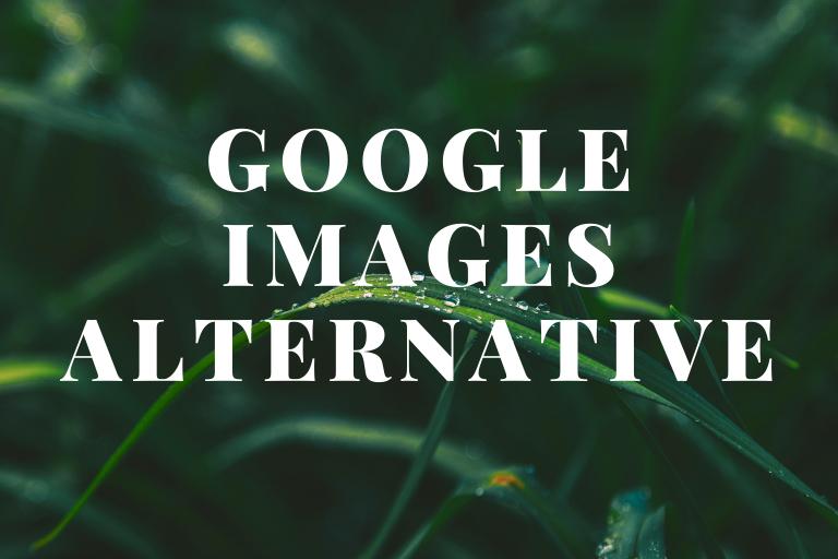 Google images alternative